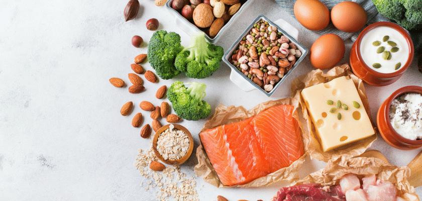 Protéines-végétales-animales